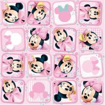 Saco P/Presente Minnie Disney 31,5X22Cm C/40 Un. - Cromus