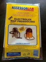Saco Para Aspirador de Pó Electrolux PET/HIDROVAC A 10/ WAP ST 10 - ASSESSORLAR
