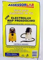 Saco Para Aspirador Electrolux WAP/GT/HIDROVAC -