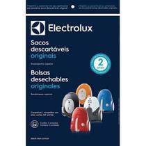 Saco Para Aspirador Neo/ Listo/Pet Lover Eletroclux Sbene - Electrolux