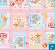 Saco perolizado - doce sonho rosa: 25x37 c/ 50 un - Wp+