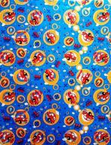 Saco perolizado - red car azul: 45x59 c/ 50 un - Wp+