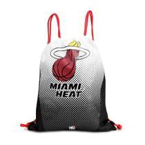 Sacola NBA Miami Heat DMW Gym Sack -