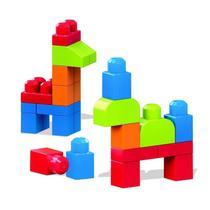 Sacola Vamos Construir Mega Bloks - Mattel FKL01 -