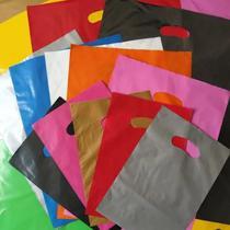 Sacolas Plasticas Recicladas 40x50 Boca De Palhaço 1kg - 00