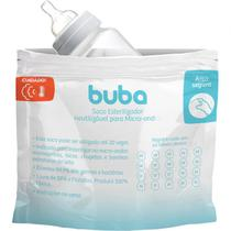 Sacos Esterilizadores Reutilizáveis para Micro-ondas (6 unid) Buba -