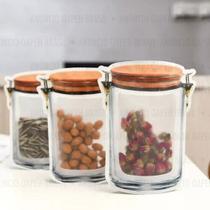 Sacos Herméticos Zip Lock Ecobag Pote Sustentável com três unidades - Bono
