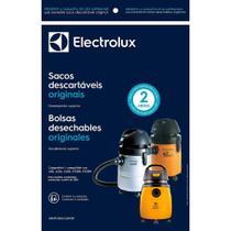 Sacos modelos a20 cse20 p/ aspirador sbeon com 3 unid- electrolux - Eletrolux