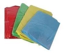 Sacos Para Lixo Coloridos  20 Litros Normal (100 Un) Cj 5 Pc - Salix