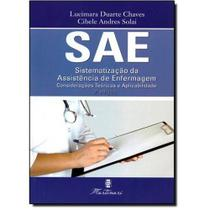 Sae: Sistematização Da Assistência De Enfermagem - Editora martinari