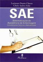 Sae - sistematizaçao da assistencia de enfermagem - Martinari