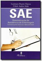 Sae: sistematizacao da assistencia de enfermagem - Martinari