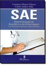 Sae-  sistematizacao da assistencia de enfermagem - Martinari