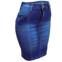 Saia Jeans Evangélica ref182 - Koinonia