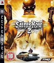 Saints Row 2 - Ps3 - Thq