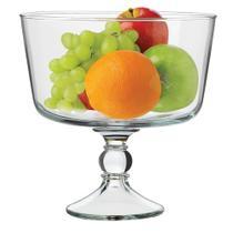 Saladeira de Vidro Selene Libbey 22,5X23CM -
