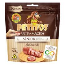 Salaminho Senior - 60 g - Petitos