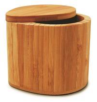 Saleiro de Bambu 12x12x10cm - Tyft - Yoi