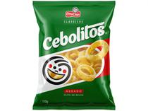 Salgadinho Assado Cebola 110g Cebolitos -