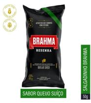 Salgadinho Brahma Sabor Queijo Suiço 50g -