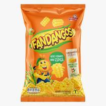 Salgadinho Fandangos Mini Espiga Queijo 37g - Elma Chips -