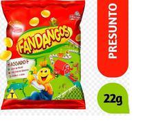 Salgadinho Fandangos Presunto 22g - Elma Chips- Caixa com  120 unidades -