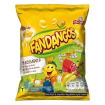 Salgadinho Fandangos Sabores Elma Chips 140g Caixa com 10 Unidades - ElmaChips