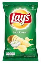 Salgadinho Lays Sour Cream Cebola Elma Chips 80g -