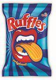 Salgadinho Ruffles Original Elma Chips 37g -