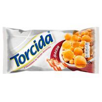 Salgadinho TORCIDA 80g - Bacon 20 unidades - Pepsico