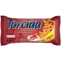 Salgadinho TORCIDA 80g - Calabresa 20 unidades - Pepsico
