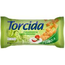 Salgadinho TORCIDA 80g - Cebola 20 unidades -
