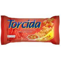 Salgadinho TORCIDA 80g - Pizza 20 unidades - Pepsico