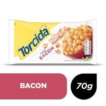 Salgadinho Torcida Bacon 70g Embalagem com 20 Unidades -