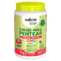 Salon Line Cachinhos Definidos - Creme para Pentear Kids -