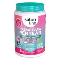 Salon Line Definição Máxima Liberado - Creme de Pentear -