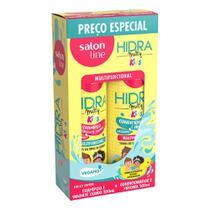 Salon Line Hidra Kids Kit - Shampoo + Condicionador -