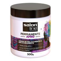 Salon Line Permanente Afro Creme 500g -