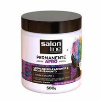 Salon Line Permanente Afro Relaxamento 500g -