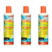 Salon Line Tôdecacho Kids Shampoo 300ml (Kit C/03)