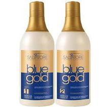 Salvatore Blue Gold 2x500ml - Salvatore cosméticos