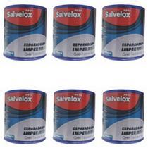 Salvelox Esparadrapo ImpermeÁVel Branco 5cmx4.5m (Kit C/06) -