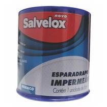 Salvelox Esparadrapo ImpermeÁVel Branco 5cmx4.5m -