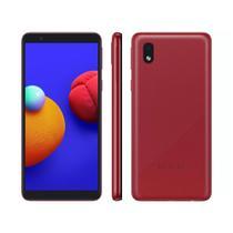 Samsung Galaxy A01 Core 32GB SM-A013M/DS Vermelho -