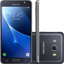 Samsung Galaxy J5 Metal Oi - Preto -
