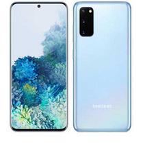 """Samsung Galaxy S20 Azul, com Tela Infinita de 6,2"""", 4G, 128GB, Câmera Tripla de 64MP+12MP+12MP - SM-G980FLBJZTO -"""