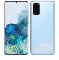 """Samsung Galaxy S20+ Azul, com Tela Infinita de 6,7"""", 4G, 128GB e Câmera Quádrupla 64MP+12MP+12MP+ToF - SM-G985FLBJZTO -"""