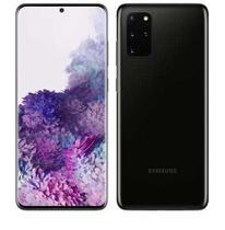 """Samsung Galaxy S20+ Preto, com Tela Infinita de 6,7"""", 4G, 128GB e Câmera Quádrupla 64MP+12MP+12MP+ToF - SM-G985FZKJZTO -"""