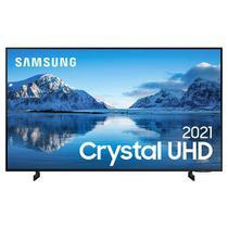 """Samsung Smart TV Crystal UHD 4K 65"""", Slim, Tela sem Limites, Visual Livre de Cabos, Alexa e Wi-Fi - 65AU8000 -"""