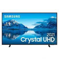 """Samsung Smart TV Crystal UHD 4K 85"""", Tela sem Limites, Visual Livre de Cabos, Alexa e Wi-Fi - 85AU8000 -"""